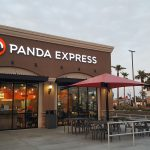Panda Express exterior signage